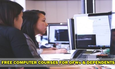 Free Computer Courses for OFWs