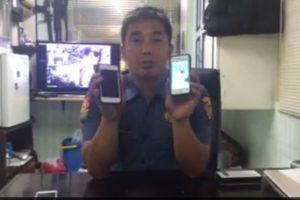 WATCH: Police Warns Netizens Against iPhone Modus Operandi in Quiapo