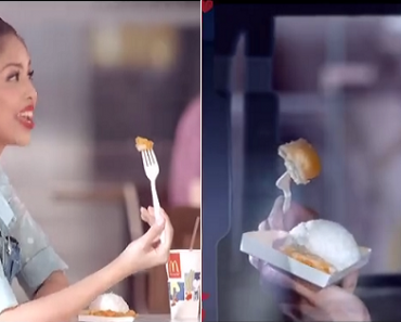 Yaya Dub and Alden Richards Spotted on a Date at McDo?