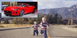 boys escape school to buy jaguar