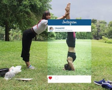 The Reality Behind Instagram Photos Will Surprise You