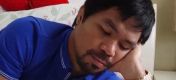 Pacquiao Got Bored During Mayweather's Fight With Berto