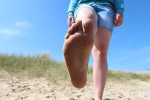 Natural Home Remedies for Cracked Heels