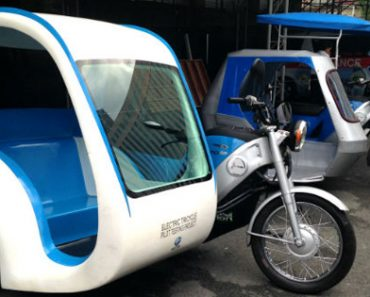 Makati City To Introduce E-Tricycles Soon