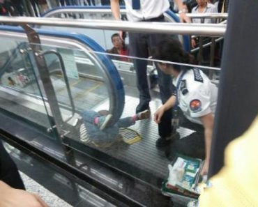 Escalator Accident Kills 4-Year-Old Boy in China