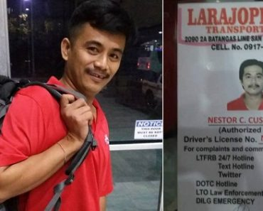 Honest Taxi Driver Returns Bag of OFW Passenger from NAIA
