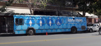 Free Showers on Buses For The Homeless In San Francisco