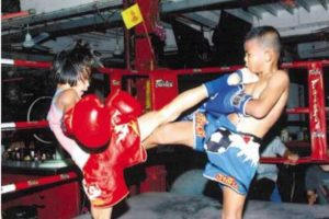 Female Teen Fighter Banned from Competing with Boys in Muay Thai Fights