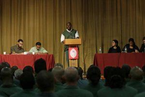 NY Prison Inmates Win Debate Against Harvard University Students