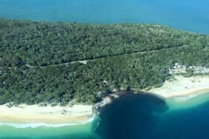 Sinkhole Swallows a Campsite in a Popular Tourist Spot in Australia