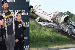 Travis Barker's Daughter Predicted Tragic Plane Crash That Almost Killed Him