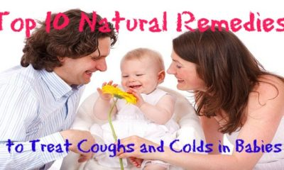 treat Coughs and Colds in Babies