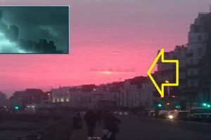 """Sightings of Mysterious """"City in the Sky"""" Clouds Reported in Two Chinese Cities"""
