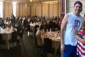 After Groom Cancels Wedding, Bride's Family Offers $35,000 Reception to the Homeless