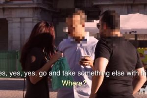 Social Experiment Shows How Men React To A Woman Pretending to Be Drunk