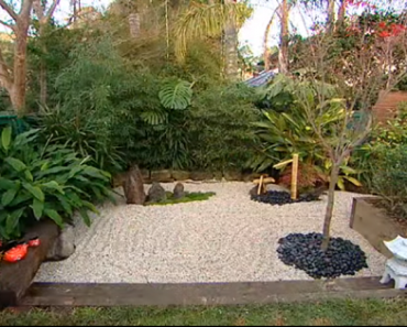 How to Make a Tranquil Zen Garden with Easy-to-Do Bamboo Water Feature
