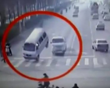 Mysterious Force That Caused Vehicles In China To Levitate Baffles The Public