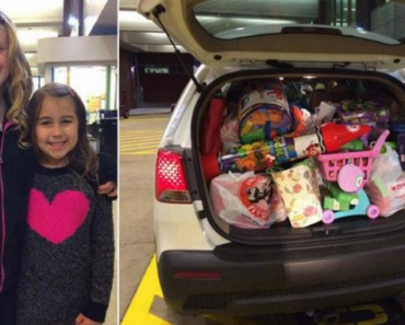 11-Year-Old Girl Donates Birthday Gifts to Children's Hospital