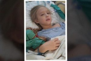 8-Year-Old Daughter of Two Cancer Patients Diagnosed with Breast Cancer