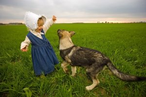 STUDY: Exposure to Pets Lowers Risk for Childhood Asthma