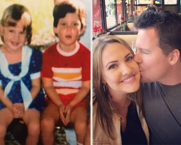 Childhood Sweethearts Fall for Each Other 30 Years Later