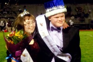 Two Students With Down Syndrome Win Homecoming King and Queen