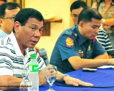 """Slow Gov't Response on """"Tanim Bala"""" Forced Duterte to Think of Running for President"""