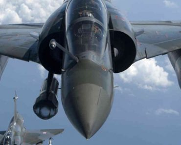 France Launches Air Force Strike To Syria Following Paris Attack