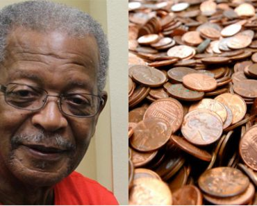 Man Cashes In 45-Year Penny Collection for $5000