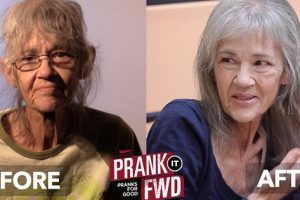 Watch: Homeless People's Awesome Transformation after a Day at the Spa