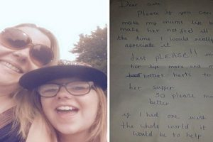 11-Year-Old Girl's Touching Christmas Wish is For Santa to Cure Her Mom's Sickness