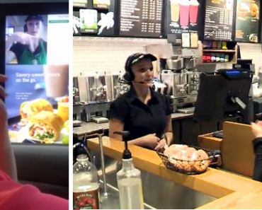 Viral: Starbucks Barista Uses Sign Language to Assist Deaf Customers