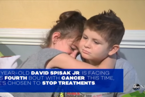 Terminally Ill 8-Year-Old Boy Finds the Love of His Life
