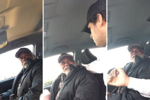 Charity Organization Offers House to Homeless Veteran Who Cried in Viral Video