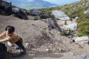 3-Year-Old Pinoy Mountaineer Has Climbed 26 Mountains