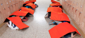 Bodyguard Blanket Will Protect Students Against Mass Shooters