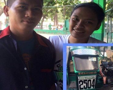 Honest Tricycle Driver Returns iPhone to Owner
