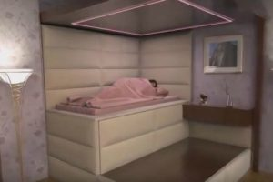 These Earthquake-Proof Beds Collapse to Protect You During Earthquake
