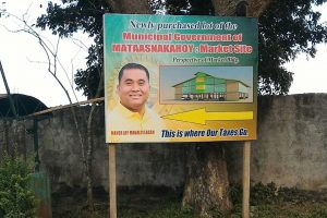 EPIC FAIL: Government Project Billboard in Mataas na Kahoy, BatangasDraws Laughs