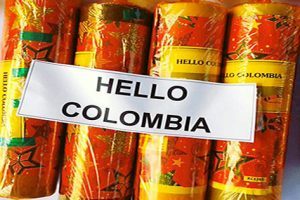 'Hello Colombia' Firecracker Is Banned In Philippines