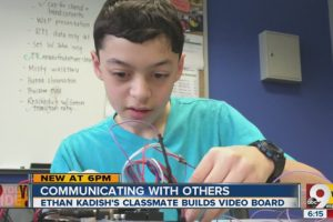 8th Grader Invents Device To Help Friend Struck By Lightning