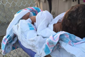 Newborn Baby Buried Alive Gets Rescued After Locals Heard Cries Near a Riverbed