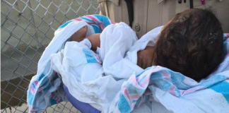 Newborn baby found buried alive near riverbed