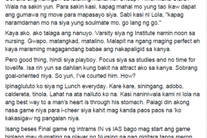 Nurse Shares Fascinating Story of How She Won Her Boyfriend's Heart