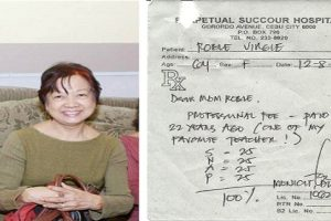 """Hospitalized Teacher Receives Surprising Note: Doctor's PF """"Paid 22 Years Ago"""""""