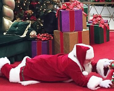 This Mall Santa Went the Extra Mile for Child With Autism