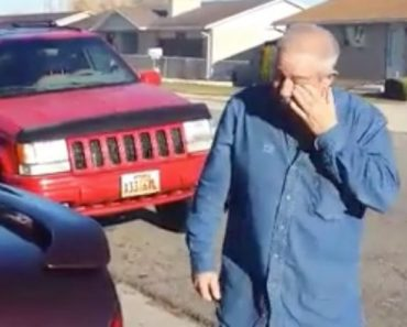 Couple Give Stranger a Car after Giving Him a Ride Home
