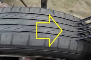 Warning: Here's How Scammers Make Old Tires Look Like New!