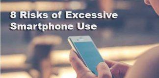 dangers of smartphone use