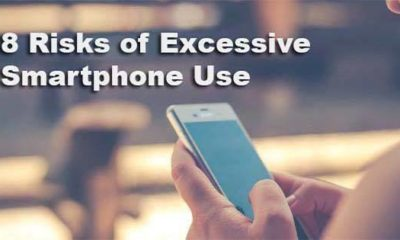 dangers of smartphone use